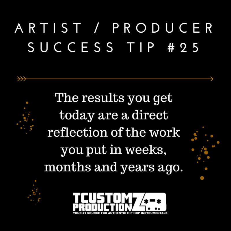 how to get a music producer to work with you