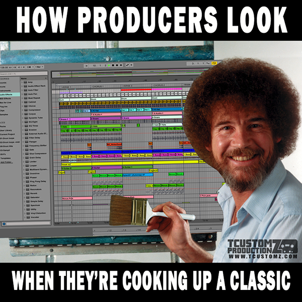 13 how producers look classic 17 funny music producer memes! (pics, videos & gifs)