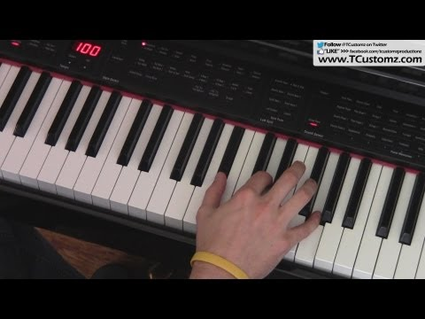 Dr Dre Kush Piano Tutorial How To Play Free Sheet Music