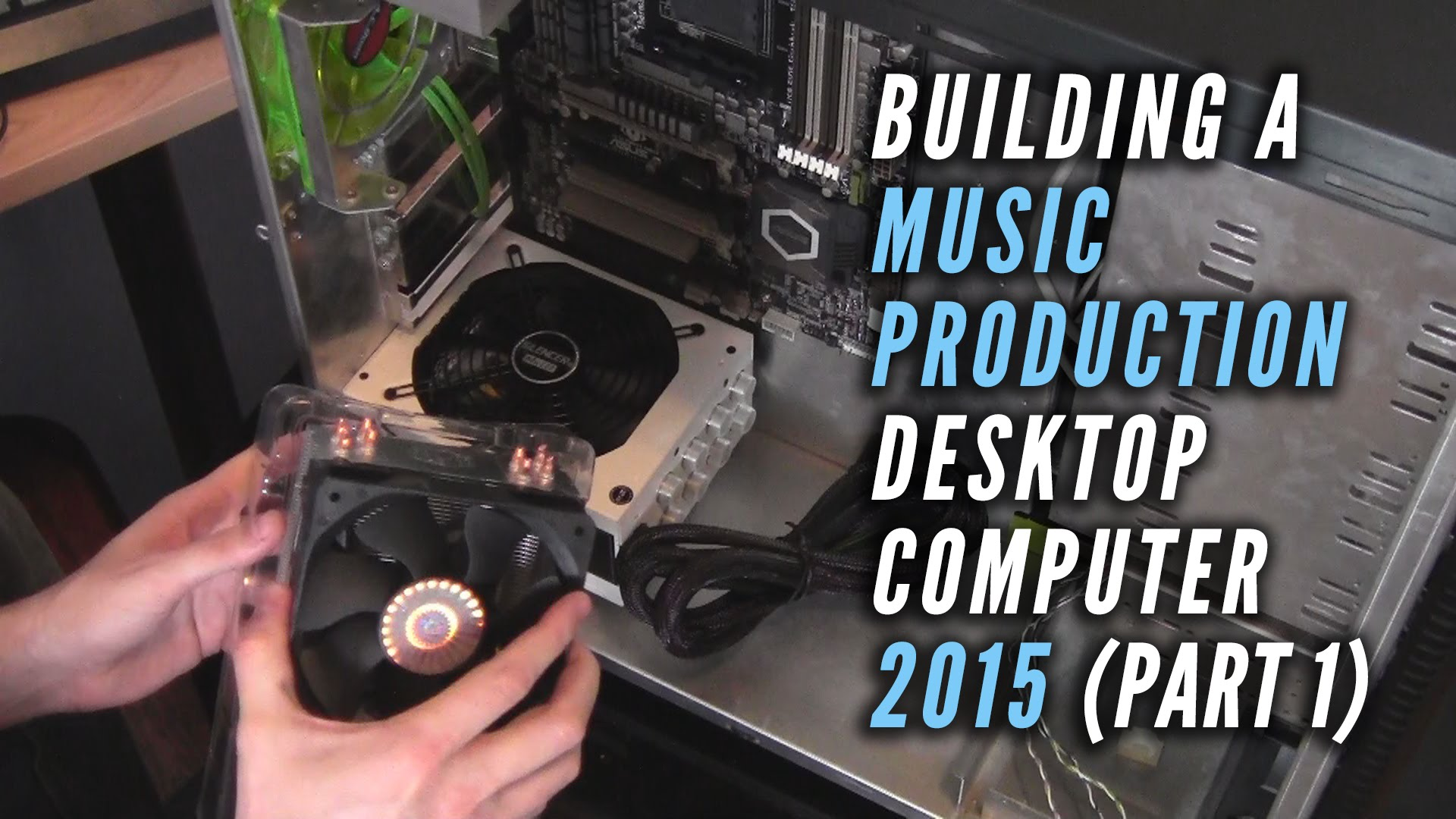 Best desktop computers for music production (& podcasting) 2019.