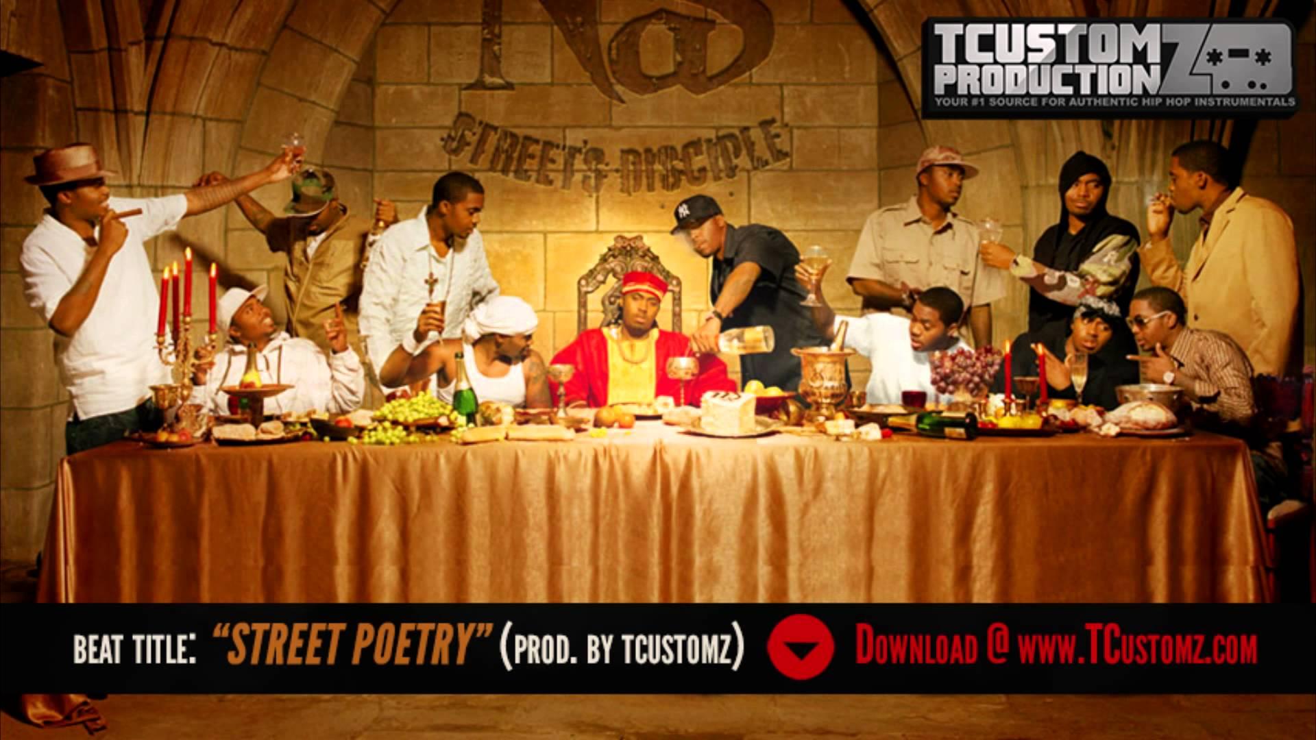 Nas Type Beat Street Poetry Digital Download
