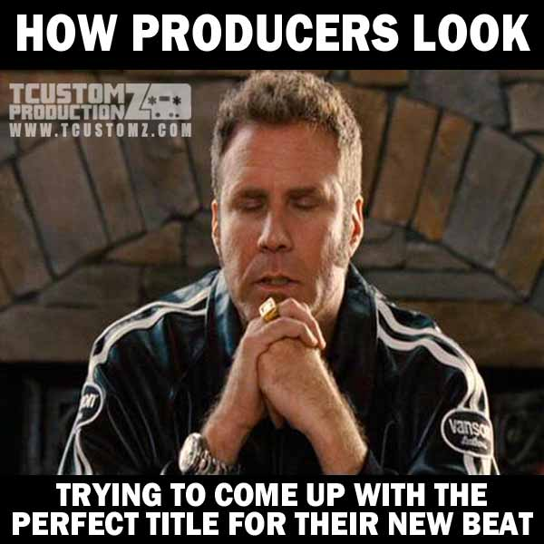 16 how producers look beat title 23 funny hip hop music producer memes! part 2 (pics vids)