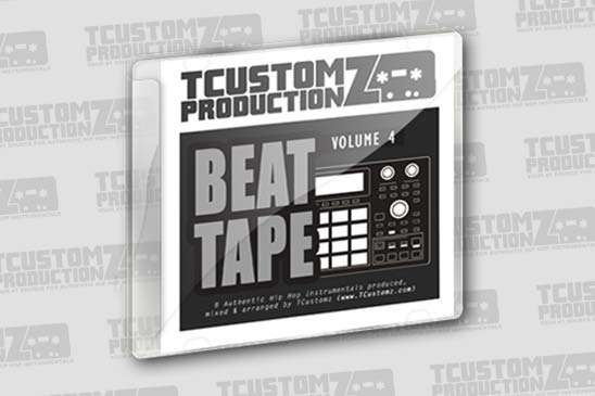 Hip Hop Beat Tapes & Instrumental Albums - TCustomz Productionz
