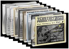 TCustomz SOUND FX KIT (Digital Download) - Sound Effects